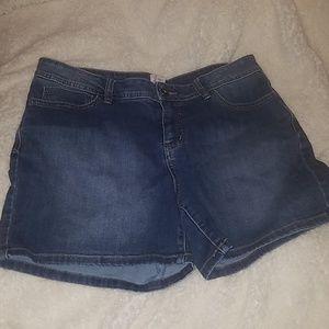 St John's Bay Jean shorts
